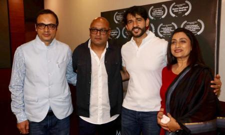 Raja Ram Mukerji, short film, BollywoodDhamaka
