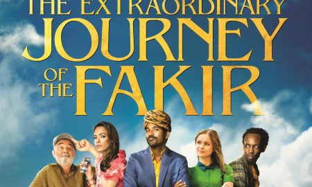 dhanush,The Extraordinary Journey Of The Fakir