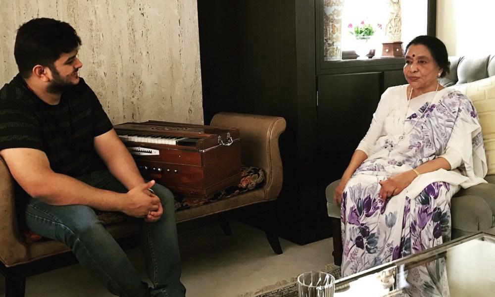 Vishal Mishra, Asha Bhosle, Saand Ki Aankh