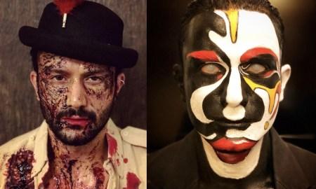 Panipat actor, Sahil Salathia, Halloween
