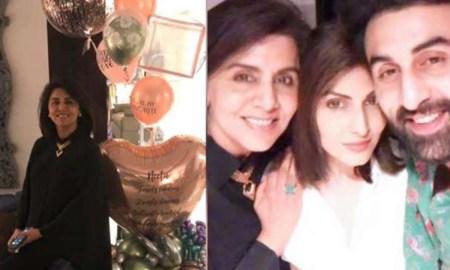 Neetu Kapoor, Happy Birthday