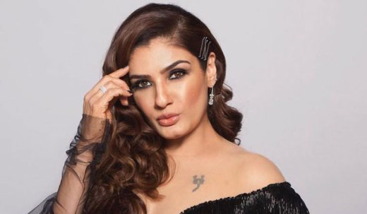 raveena tandon filmography hit flop box office verdict