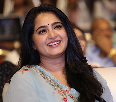Anushka Shetty Signed Two New Projects
