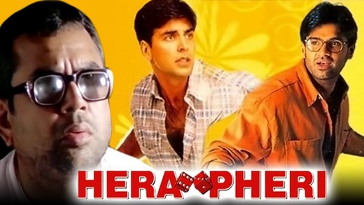 Hera Pheri Lifetime Box Office Collection Daywise Worldwide