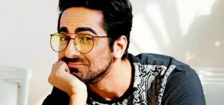 Ayushmann Khurrana Featured In TIME 100 Most Influential People