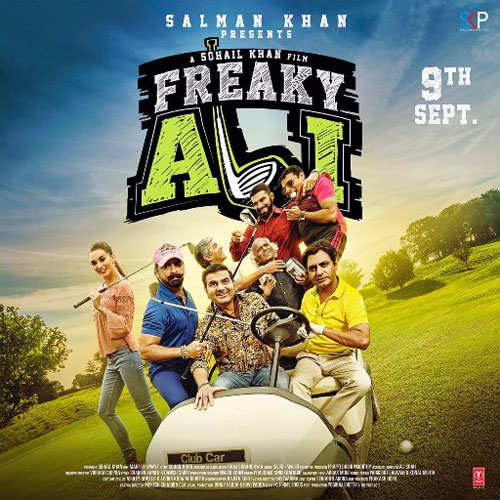 Freaky Ali Lifetime Box Office Collection Report Daywise Worldwide
