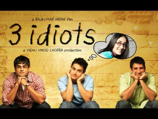 3 Idiots Box Office Collection Day-wise India Overseas