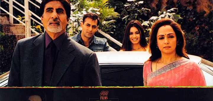 Baghban Lifetime Box Office Collection Daywise India Overseas