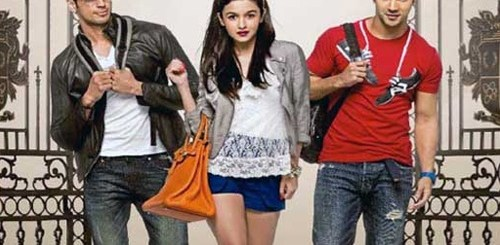 Student Of The Year Box Office Collection Day-wise India Overseas