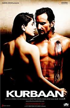 Kurbaan Box Office Collection Day-wise India Overseas