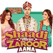 Shaadi Mein Zaroor Aana Box Office Collection India Overseas
