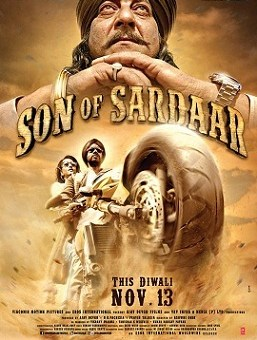 Son Of Sardaar Box Office Collection Day-wise India Overseas