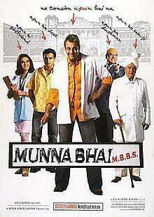 Munna Bhai M.B.B.S Box Office Collection India Overseas