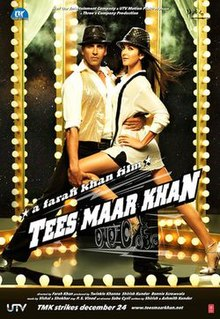 Tees Maar Khan Box Office Collection India Overseas