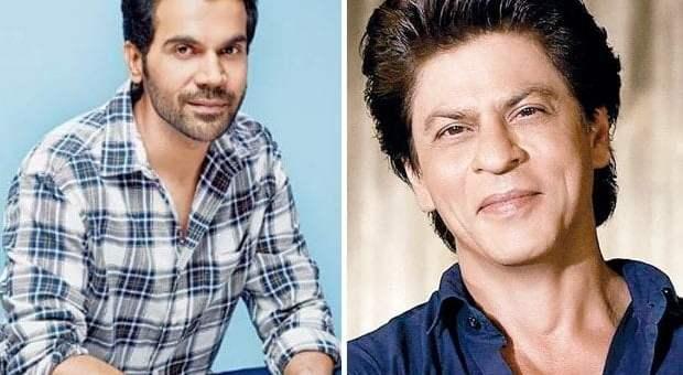 I Am An Actor Because Of SRK Sir: Rajkummar Rao