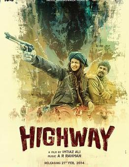 Highway (2014) Box Office Collection India Overseas