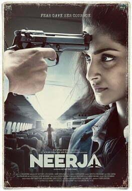 Neerja (2016) Box Office Collections India Overseas