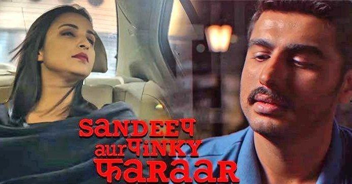 Sandeep Aur Pinky Faraar (2021) Box Office Occupancy Daily