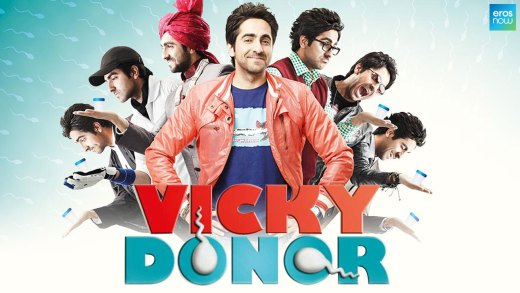 Vicky Donor (2012) Box Office Collection Day Wise India