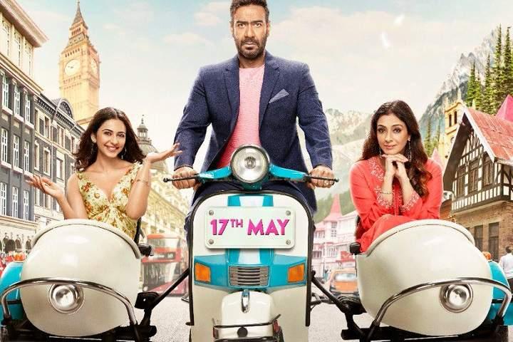 De De Pyaar De Box Office Collection India Overseas