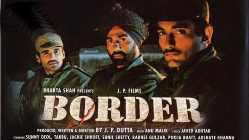 Border (1997) Box Office Collection Day Wise India