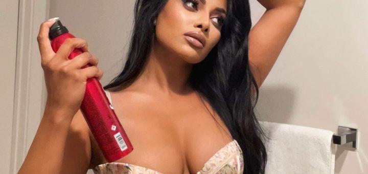 Modern Silk Smitha Chandrika Ravi 12 Hottest Stunning Pictures