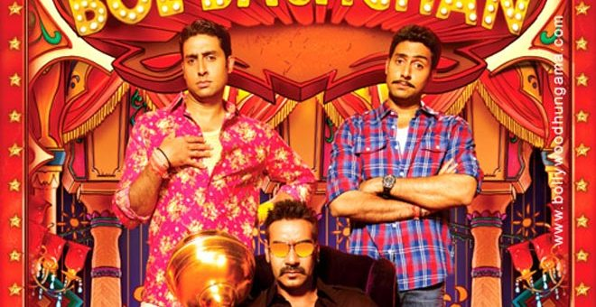 Bol Bachchan (2012) Box Office Collection Day Wise
