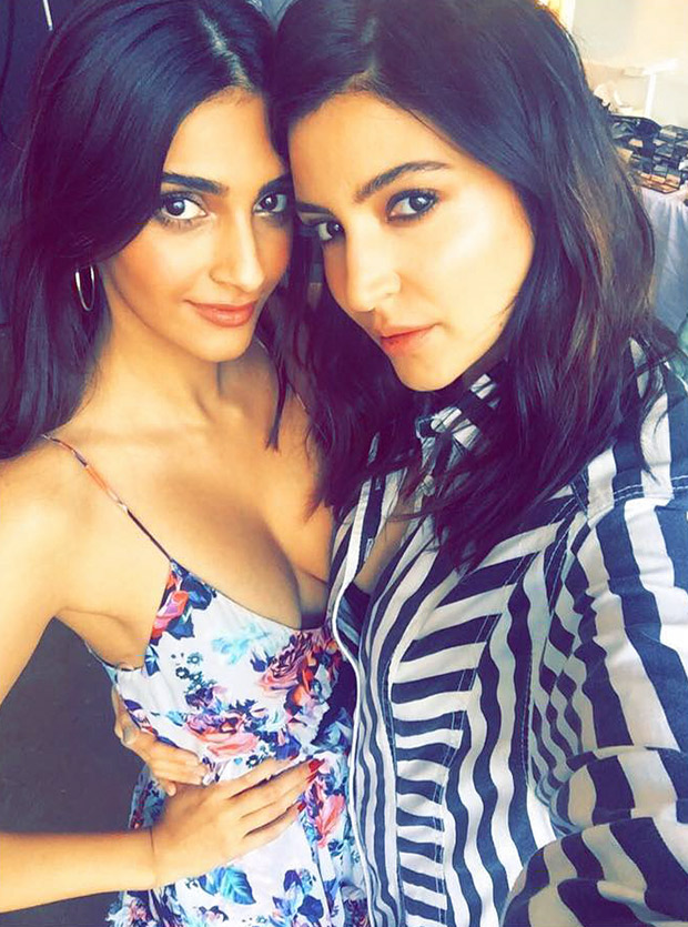 Check out Sonam Kapoor and Anushka Sharma stun in their perfect moment in New York