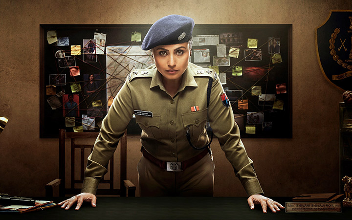 MARDAANI 2 is a gripping thriller that boasts of an thrilling script and bravura performances by Rani Mukerji and Vishal Jethwa.
