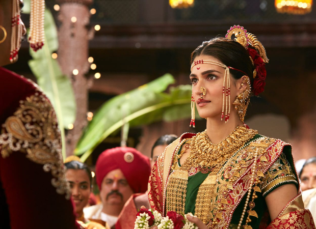 Panipat: Real jewellery used for the making of the magnum opus starring Arjun Kapoor and Kriti Sanon