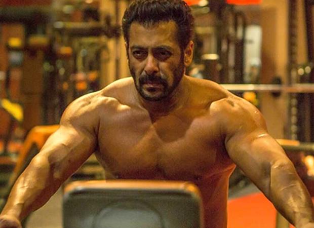 Salman Khan gets a makeshift gym in a studio in Mumbai