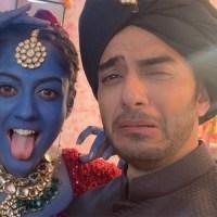 Yeh Jaadu Hai Jinn Ka star Vikram Singh Chauhan wishes co-actor Aditi Sharma on her birthday with the cutest post!