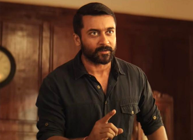 """We are telling the story about a person who has achieved his dreams and made it big, all by himself""-  Suriya about his character in Soorarai Pottru"