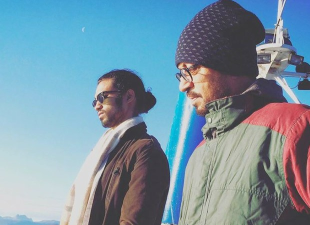 Irrfan Khan's sons Babil and Ayaan work on a music album to carry forward their father's legacy