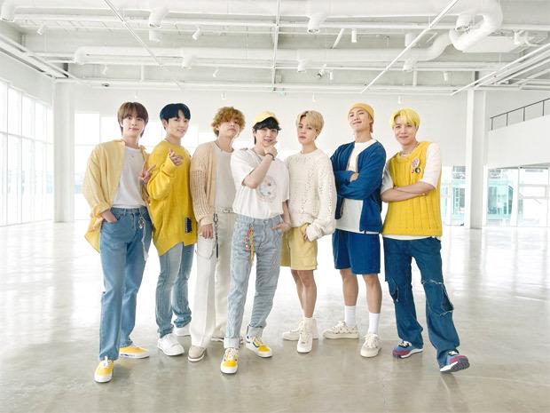 BTS members glow as superstars in 'Butter' performance video