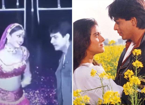 Rare Throwback: When Aamir Khan and Aishwarya Rai performed to SRK and Kajol's song Tujhe Dekha Toh