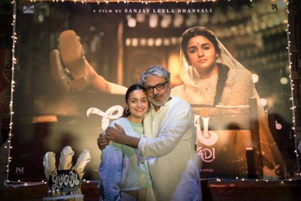 Alia Bhatt pens heartwarming note on wrap up of Sanjay Leela Bhansali's Gangubai Kathiawadi