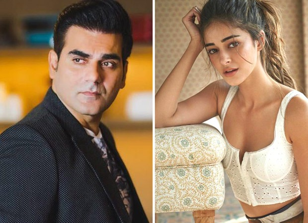 """""""She's a strong built girl, she's in a good space,"""" shares Arbaaz Khan on Ananya Panday; lauds her initiative"""