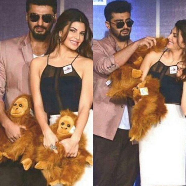 Image result for jacqueline fernandez and arjun kapoor
