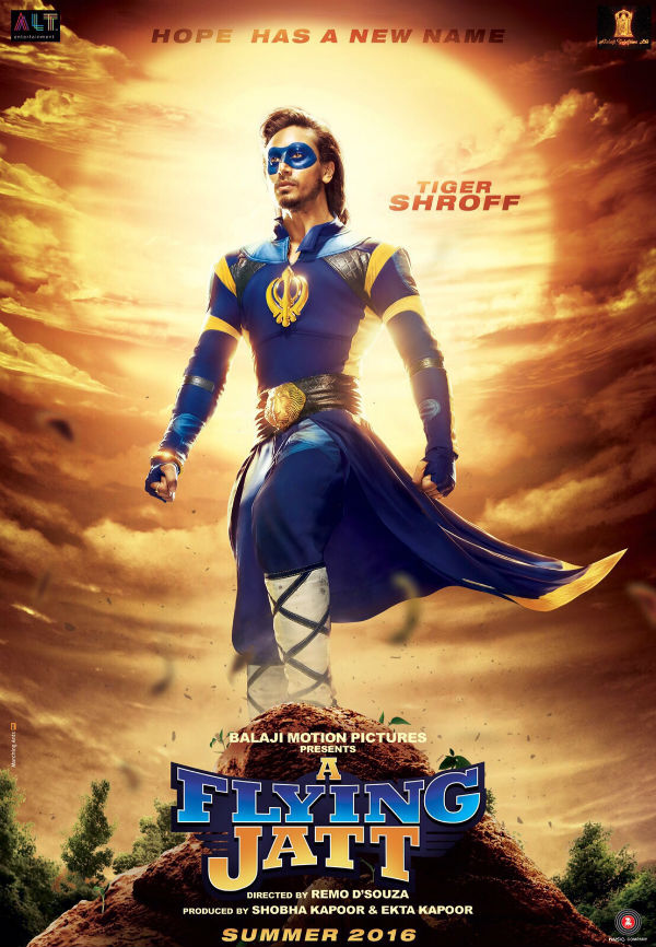 Image result for a flying jatt poster