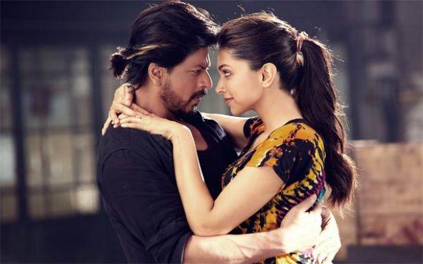 Image result for Shah Rukh Khan – Deepika Padukone