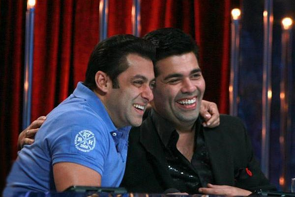 Salman Khan always hosts the best after parties, says Karan Johar