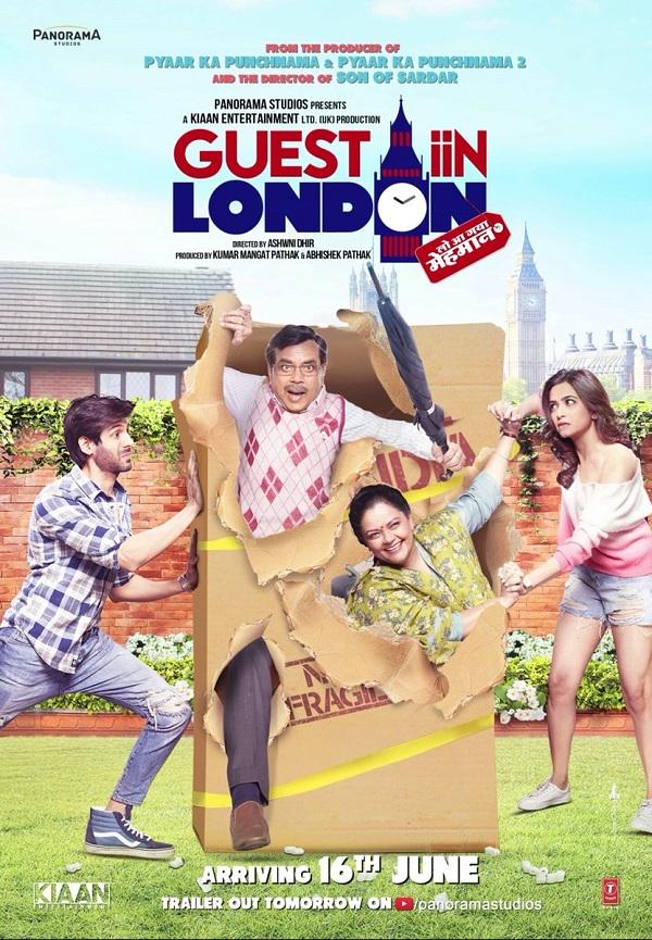 C YwhXxXgAAKsu7 - Guest iin London (2017) DVDscr Hindi Movie 480p & 720p *Best Print-Xclusive*
