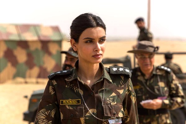 Parmanu The Story Of Pokhran First Look Diana Penty