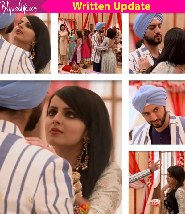 Ishqbaaz 17 October 2017 Written Update Of Full Episode Omkara And Gauri Share A Moment As
