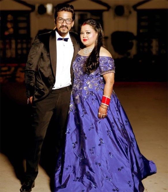 Exclusive! Khatron Ke Khiladi 9: Bharti Singh REACTS to news of her participating in the stunt reality show with Haarsh Limbachiyaa