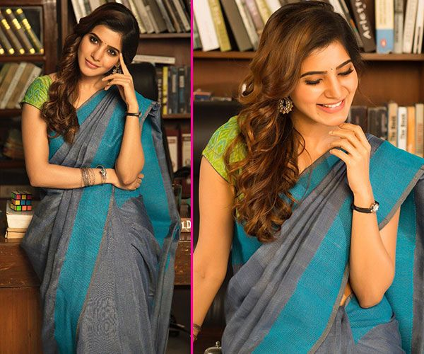 Samantha has busted the myth that married actresses don't get good roles, reveals Vishal at the Irumbu Thirai success meet