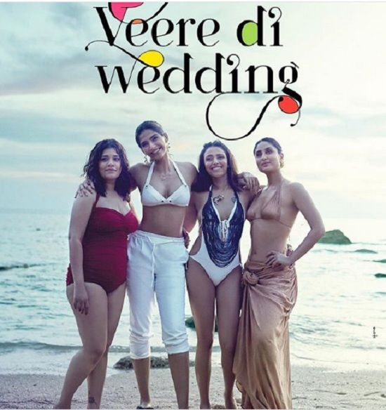 Kareena Kapoor Khan, Sonam Kapoor and their 'veeres' will make you plan an all-girls holiday with this new still