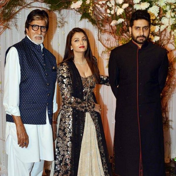 Amitabh or Abhishek – Aishwarya Rai Bachchan picks her favourite actor
