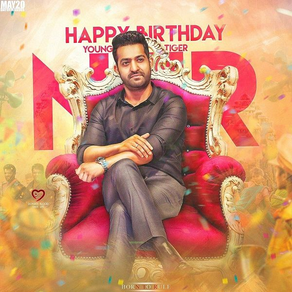 Fans are already celebrating Jr NTR's birthday in full swing on Twitter – check tweets